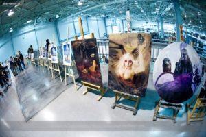 Fantasium Creatium wystawy Pyrkon obrazy fantasy
