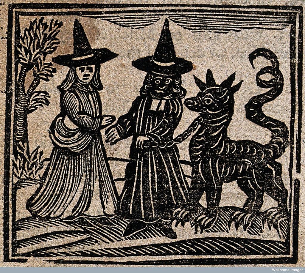 czarownice, folklor, folklor wielkopolski, czary, wiedźmy, cioty, czarna magia, przesądy, gusła, zaklęcia, wielkopolska, kujawy, poznań, ostrów wielkopolski, chodzież