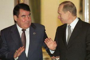 vladimir putin, Saparmyrat Nyýazow, turkmenistan, zły lord, prezydent, szaleństwo