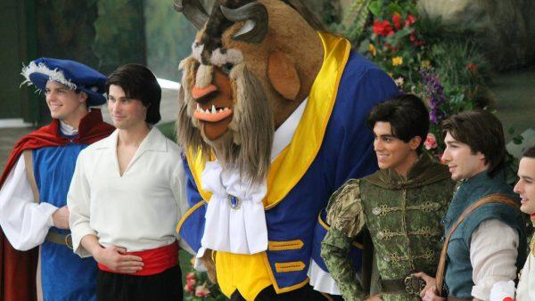 książę baji Disney