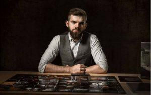 Awaken Realms, Marcin Świerkot, Pyrkon, blok gier bez prądu, planszówki, program pyrkon, gość, Edge: Dawnfall, This War of Mine: TBG, Lords of Hellas, Nemesis, Siegestorm