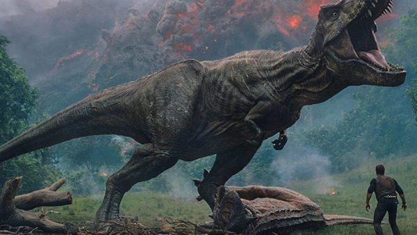 Jurassic World Upadłe królestwo Pyrkon Fantastyczne Miejsce Spotkań