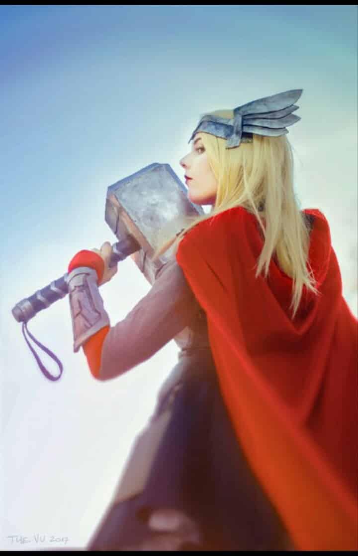 Norge Maskarada Asgardian Fraud