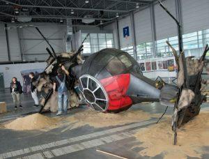 no crew star wars wystawa
