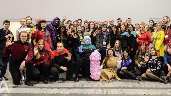 WOGF, Wielkopolski Oddział Gwiezdnej Floty, Star Trek, Fantasium Creatium, wystawy, pyrkon, poznań, klub, sci-fi, science fiction