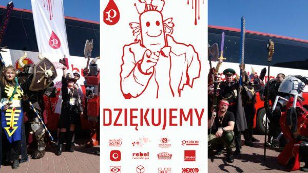 Krewni Pyrkonu Pyrkon Poznań Fantastyczne Miejsce Spotkań