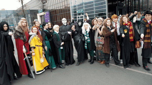 harry potter pyrkon hogwart