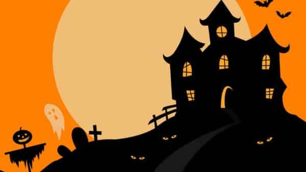 nawiedzony dom duchy pyrkon źródło https://pixabay.com/ Elliekha