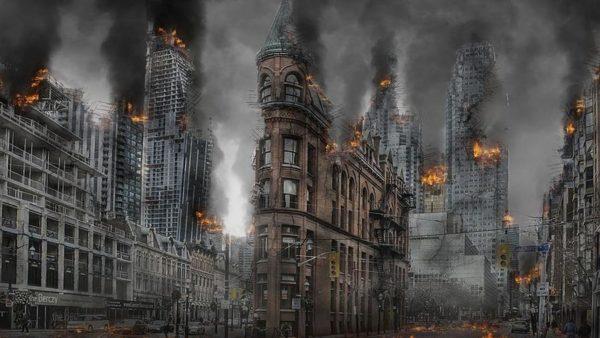 apokalipsa, pyrkon, fantastyczne miejsce spotkań, poznań, koniec świata