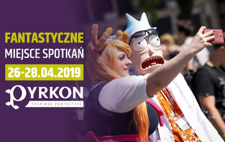 Festiowal Fantastyki Pyrkon 2019