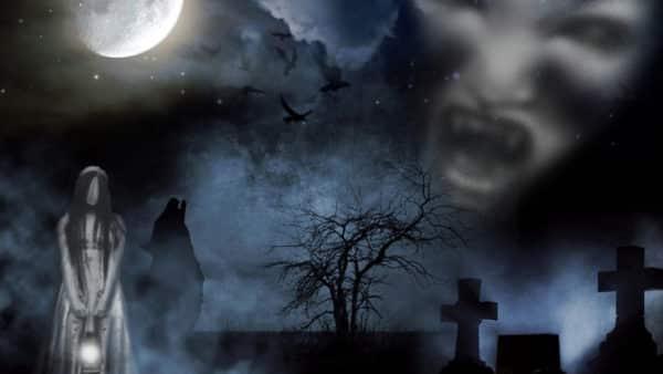 dziady duchy cmentarz