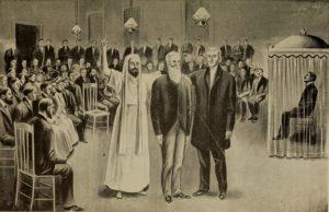 spirytyzm, medium, seans spirytystyczny, duchy, przywoływanie duchów