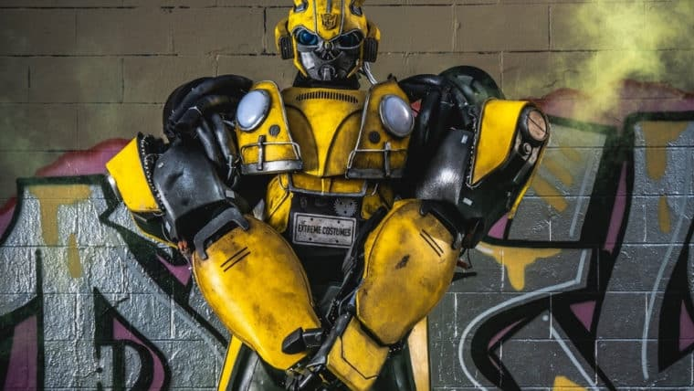 Thomas DePetrillo Bumblebee transformers