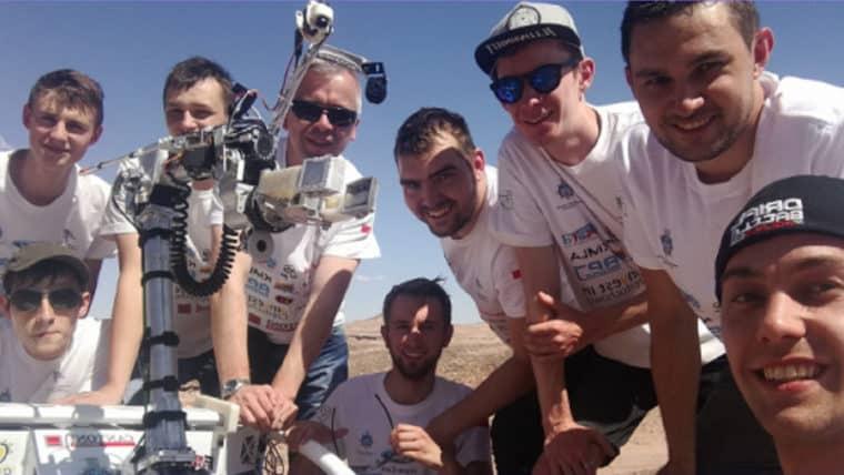 Pcz rover team, politechnika częstochowska, łazik marsjański, pyrkon, prelegent zapraszany, blok naukowy