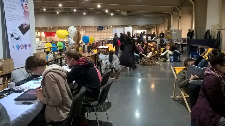 Czytelnia Komiksu, Pyrkon 2019, Festiwal Fantastyki Pyrkon
