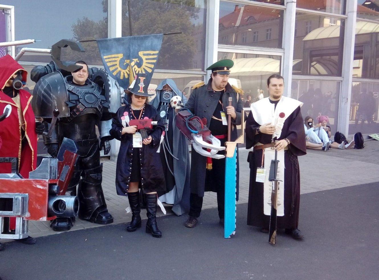 Warhammer 40k, Fantasium Suburbium, Pyrkon 2019, Festiwal Fantastyki Pyrkon