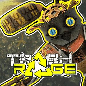 Trash Rage VR Pyrkon blok gier elektronicznych