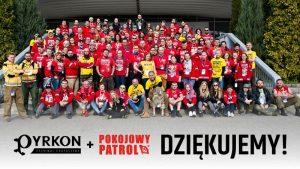Pokojowy Patrol, Festiwal Fantastyki Pyrkon