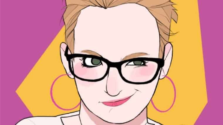 Katarzyna Witerscheim blok komiksowy pyrkon