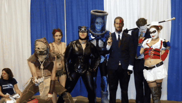 Batman, nemezis, Pyrkon, Fantastyczne miejsce spotkań