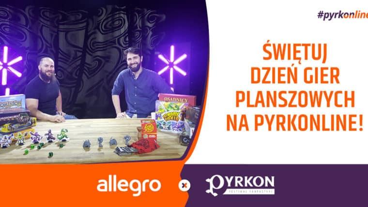 Planszówki, yoast, PyrkONline, Pyrkon 2021, Fantastyczne miejsce spotkań