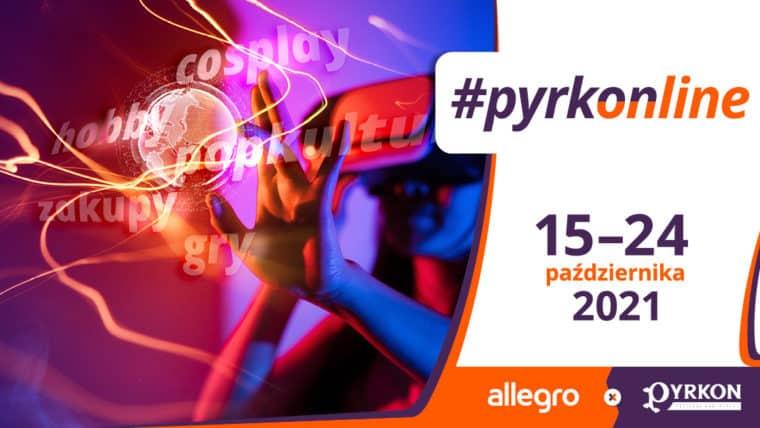 Pyrkonline 2021, Pyrkon, Festiwal Fantastyki Pyrkon